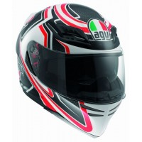 HORIZON RACER WHITE/CARBON/RED
